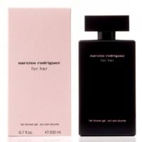 Narciso Rodriguez Her Shower Gel 200ml - NARCISO RODRIGUEZ. Compre o melhor preço e ler opiniões.