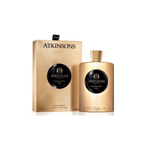 Atkinsons Oud Save The King EDP 100ml - ATKINSONS. Perfumes Paris
