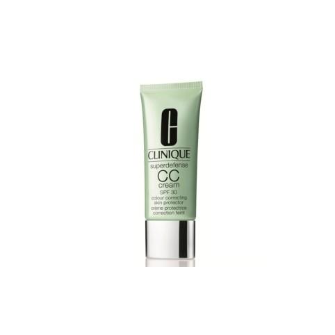Superdefense CC Cream SPF30 Medium Deep 40ml - CLINIQUE. Perfumes Paris
