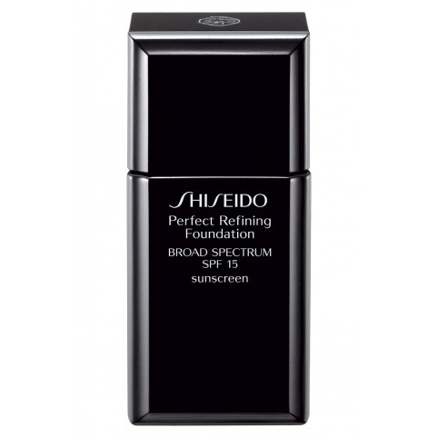 Perfect Refining Foundation - SHISEIDO. Perfumes Paris
