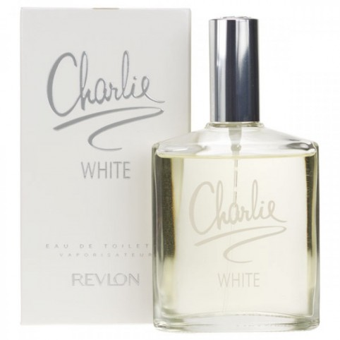 Charlie white edt 100ml - REVLON. Perfumes Paris
