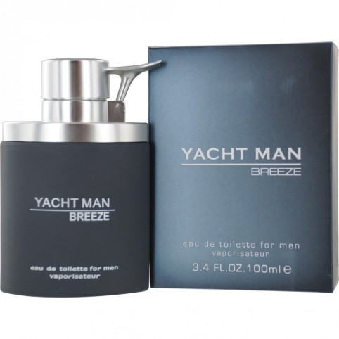 Yacht man breeze for men edt 100ml - YACHT MAN. Perfumes Paris