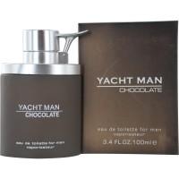 Yacht Man Chocolat EDT - YACHT MAN. Compre o melhor preço e ler opiniões.