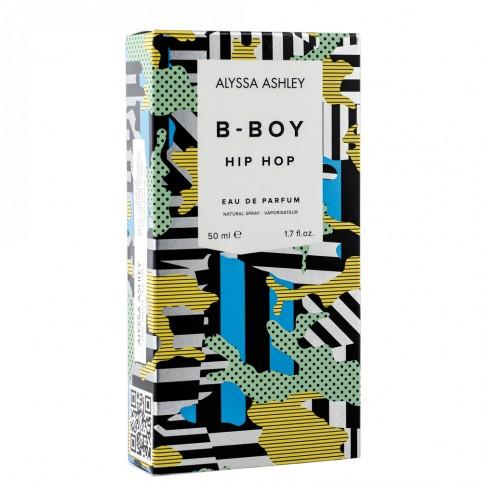 Hip hop pour lui edp 50ml - ALYSSA ASHLEY. Perfumes Paris