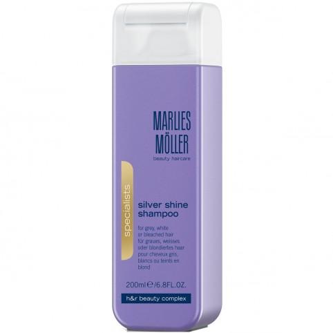 Marlies moller men champu silver & shine 200ml - MARLIES MOLLER. Perfumes Paris