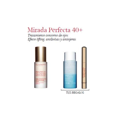 Set Mirada Perfecta +40 - CLARINS. Perfumes Paris