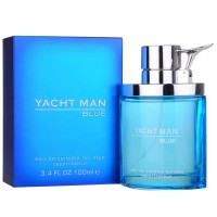 Yacht Man Blue EDT - YACHT MAN. Compre o melhor preço e ler opiniões.