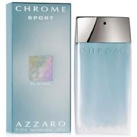 Chrome sport men 100ml - AZZARO. Compre o melhor preço e ler opiniões