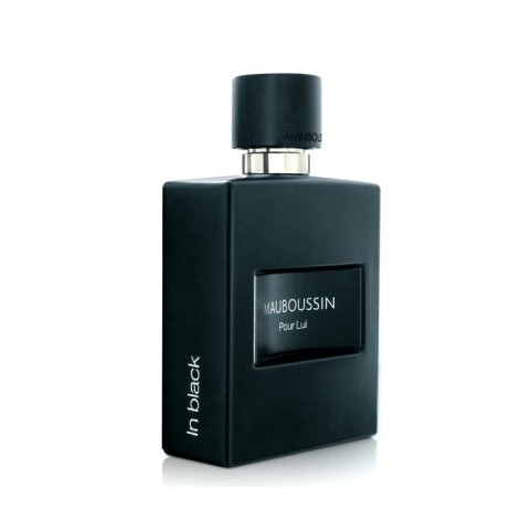 Mauboussin pour lui in black edp 100ml - MAUBOUSSIN. Perfumes Paris