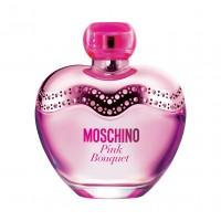 Pink Bouquet EDT - MOSCHINO. Compre o melhor preço e ler opiniões.