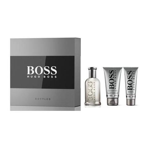 Set boss bottled edt 100ml+asb 75ml+gel 50ml - HUGO BOSS. Perfumes Paris