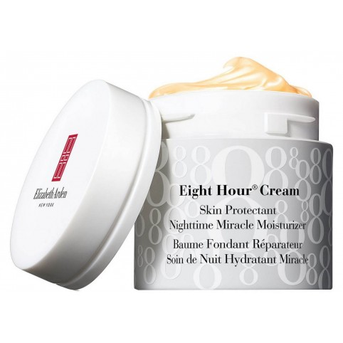 Eight Hour Nighttime Miracle Moisturizer - ELIZABETH ARDEN. Perfumes Paris