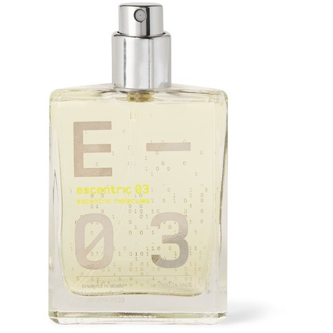 Escentric escentric 03 edt 100ml - ESCENTRIC MOLECULES. Perfumes Paris