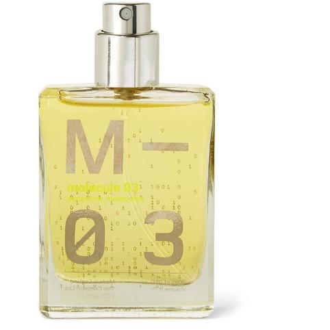 Escentric molecule 03 edt 100ml - ESCENTRIC MOLECULES. Perfumes Paris