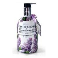 Scented Garden Body Milk Lavanda 100ml - IDC. Compre o melhor preço e ler opiniões.