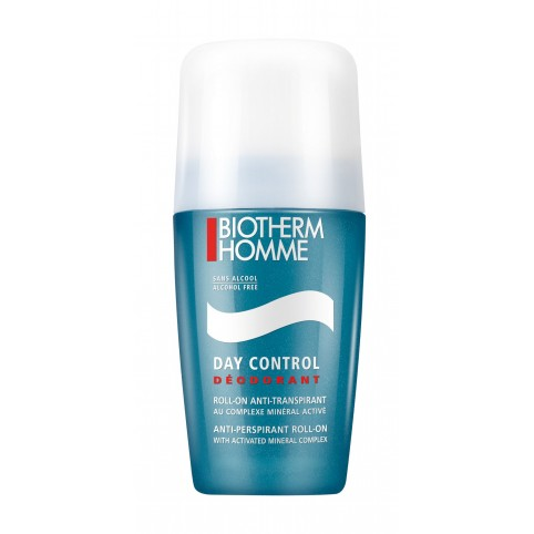 Biotherm Homme Deo Day Control Roll-On 75ml - BIOTHERM. Perfumes Paris