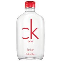 CK One Red for Her EDT - CALVIN KLEIN. Compre o melhor preço e ler opiniões.