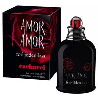 Amor Amor Forbidden Kiss EDT - CACHAREL. Compre o melhor preço e ler opiniões