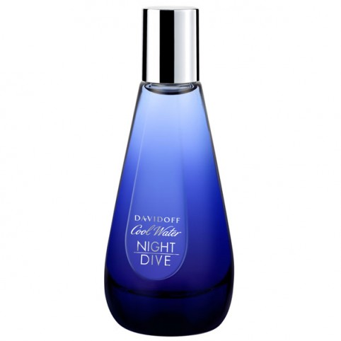 Cool Water Night Dive Woman EDT - DAVIDOFF. Perfumes Paris