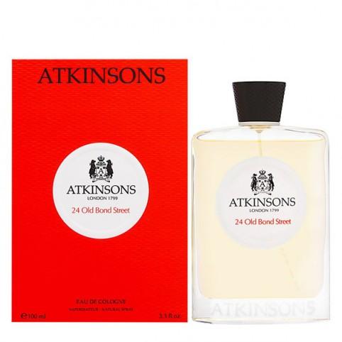 Atkinsons 24 Old Bond Street EDC 100ml - ATKINSONS. Perfumes Paris