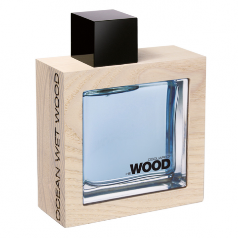 Dsquared2 he wood ocean wet edt 100ml - DSQUARED2. Perfumes Paris