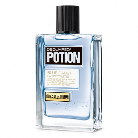Dsquared2 potion blue cadet edt 100ml - DSQUARED2. Perfumes Paris