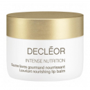 Decleor intense nutrition baume a levres 10ml