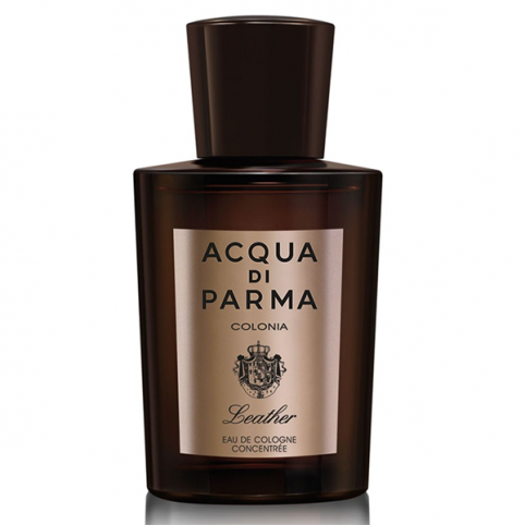 Acqua di parma leather edc concentree 180ml - ACQUA DI PARMA. Perfumes Paris