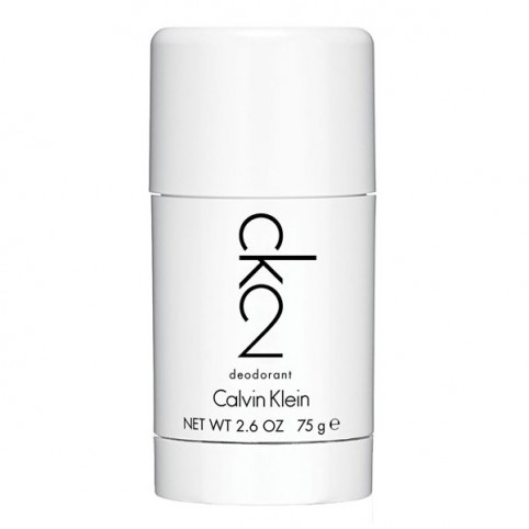 Ck2 deo stick 75ml - CALVIN KLEIN. Perfumes Paris