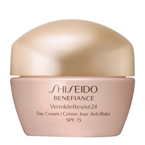 Wrinkle Resist 24 Crema de Día SPF15 - SHISEIDO. Perfumes Paris