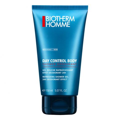 Biotherm homme day control shower gel-deodorant 24h. 150ml - BIOTHERM. Perfumes Paris