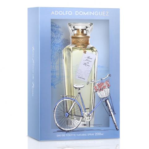 Agua Fresca de Rosas 200ml 20º Aniversario - ADOLFO DOMINGUEZ. Perfumes Paris