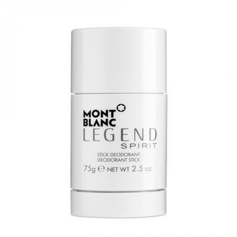 Montblanc legend spirit for men deo stick 75ml - . Perfumes Paris