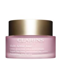 Crema Día Multi-Active Pieles Secas - CLARINS. Compre o melhor preço e ler opiniões.
