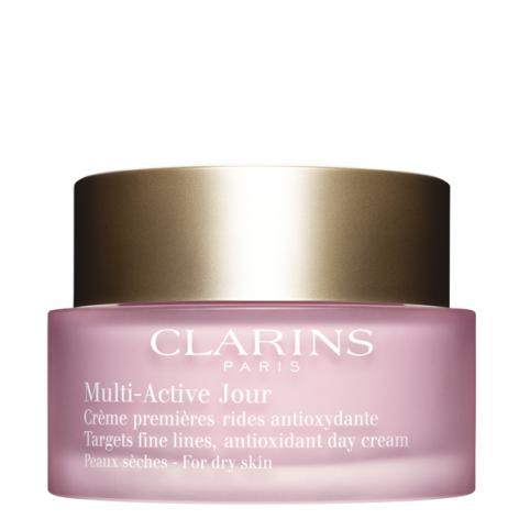 Clarins mult active dia crema piel seca 50ml - CLARINS. Perfumes Paris