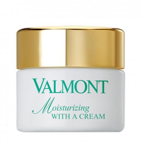 Valmont moisturizing whith a cream 5oml - VALMONT. Perfumes Paris
