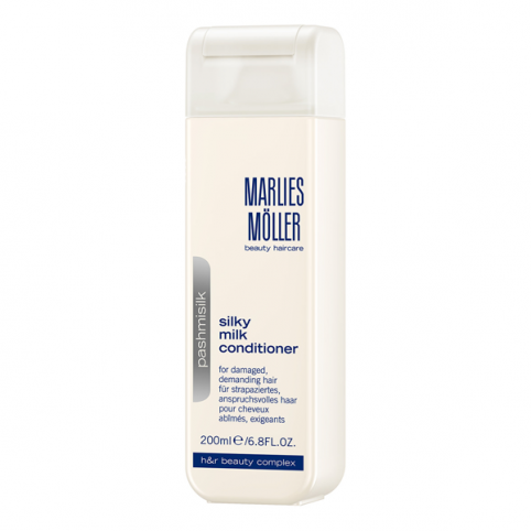 Marlies moller silky milk conditioner 200ml - MARLIES MOLLER. Perfumes Paris