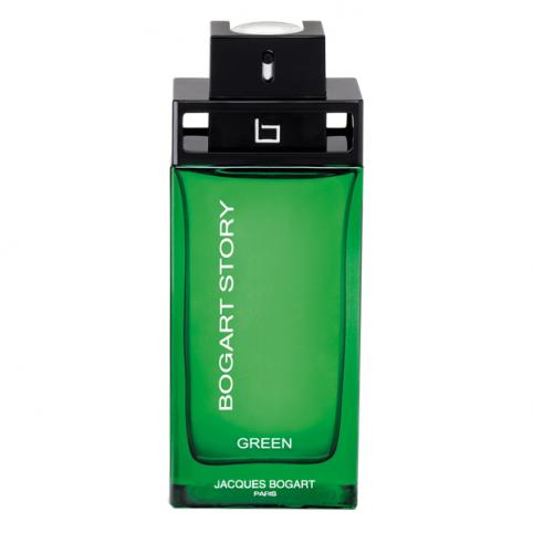 Jacques bogart man story green  edt 100m - JACQUES BOGART. Perfumes Paris