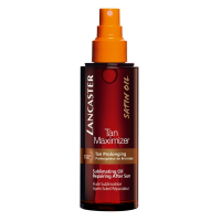 After Sun Tan Maximizer Satin Oil Spray - LANCASTER. Compre o melhor preço e ler opiniões.