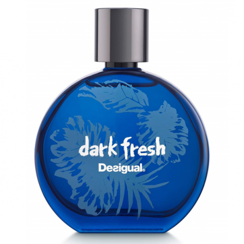 Desigual dark fresh men edt 50ml - DESIGUAL. Perfumes Paris