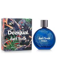 Desigual dark fresh men edt 50ml - DESIGUAL. Compre o melhor preço e ler opiniões