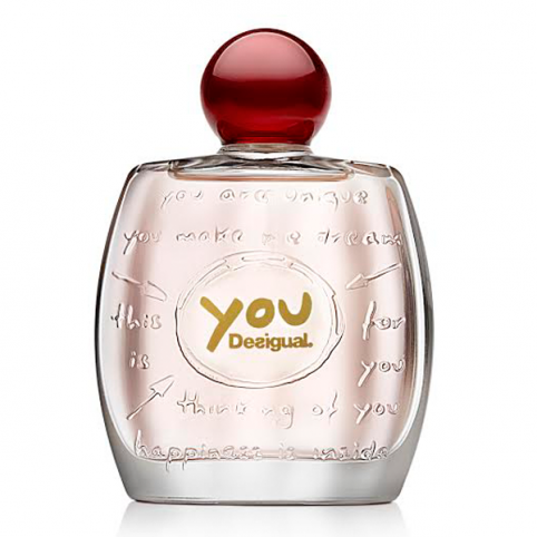 Desigual you femme edt 50ml - DESIGUAL. Perfumes Paris