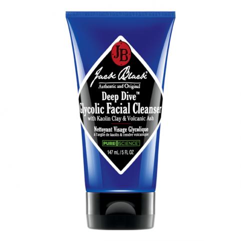 Jack black deep dive glycolic facial cleanser 147ml - JACK BLACK. Perfumes Paris