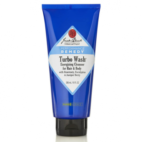Jack black turbo wash energizing cleanser 295ml - JACK BLACK. Perfumes Paris