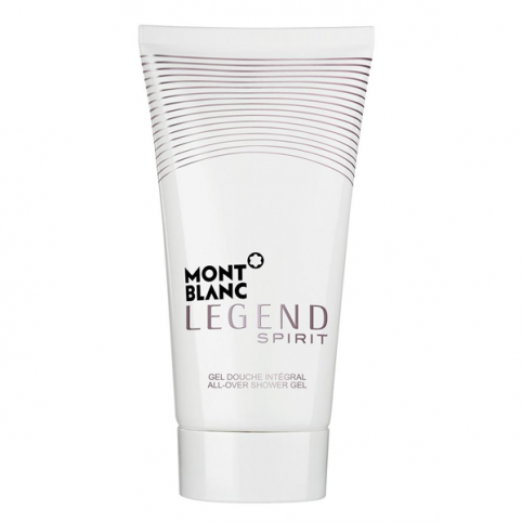 Montblanc legend spirit for men shower gel - MONTBLANC. Perfumes Paris