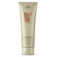BlondMe Keratin Restore Blonde Shampoo - SCHWARZKOPF. Compre o melhor preço e ler opiniões.