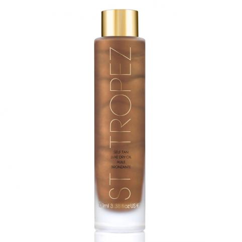 Self Tan Luxe Dry Oil - SAINT TROPEZ. Perfumes Paris