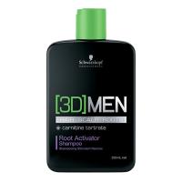 3D Men Activating Shampoo - SCHWARZKOPF. Compre o melhor preço e ler opiniões.