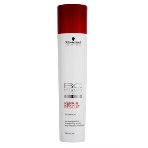 Schwarzkpoff bc repair rescue shampoo 250ml - SCHWARZKOPF. Perfumes Paris