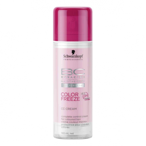 Schwarzkpoff bc color freeze cream 150ml - SCHWARZKOPF. Perfumes Paris